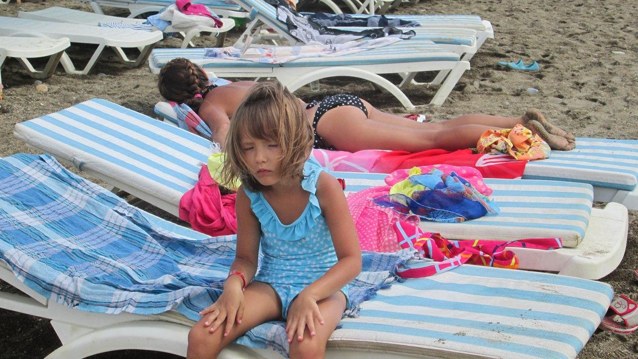 Пляжи в Конаклы