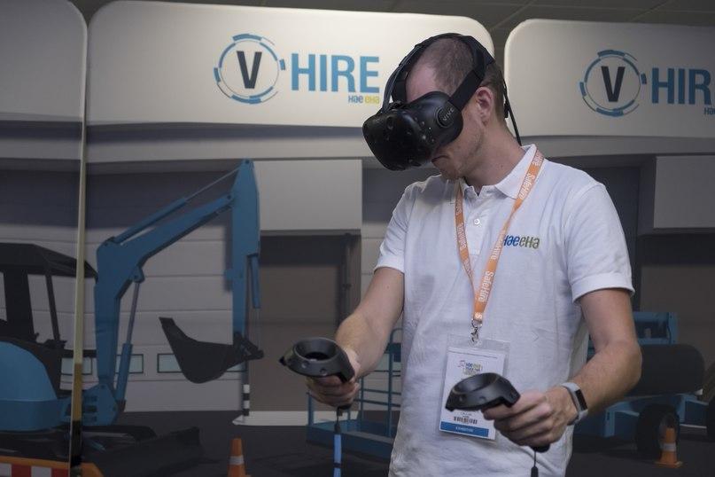 Техника безопасности в очках виртуальной реальности Samsung Gear VR