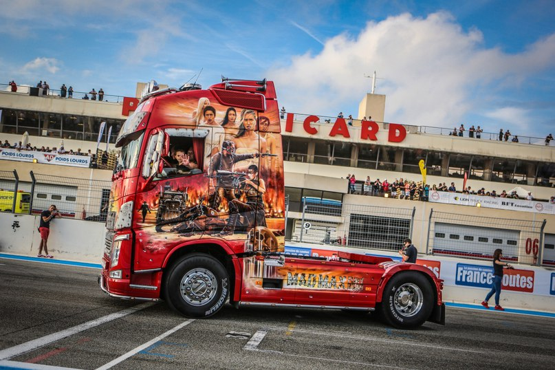 Europa Truck Trial 2018 - Гонки на грузовиках