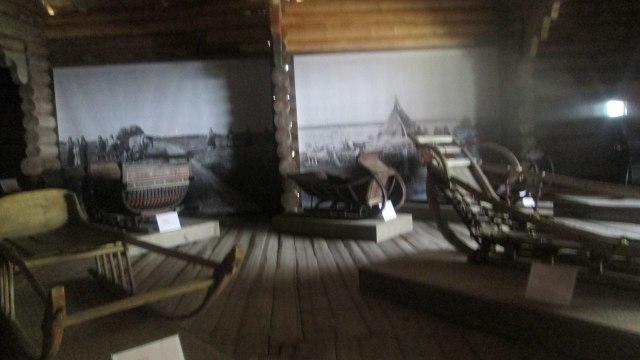 Музей Малые Карелы в Архангельске
