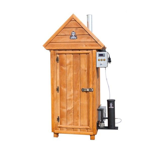 Автоматическая коптильня для холодного копчения Прокоптим 250