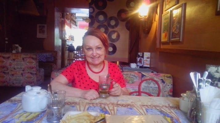 Арт-кафе Коммуналка в Санкт-Петербурге