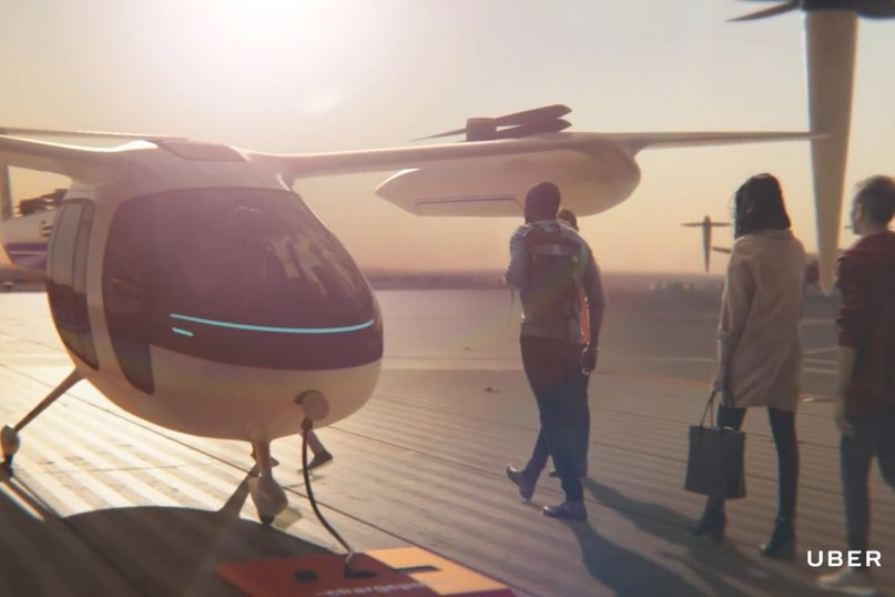 Гигантские дроны в Дубае