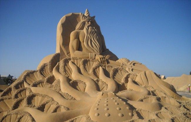 Песочный город в Хургаде