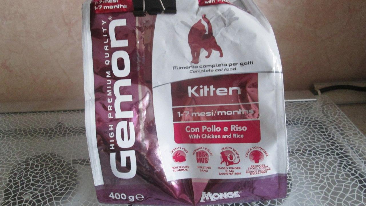 Какой корм нравится кошкам