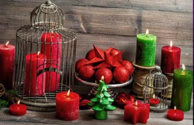 Красные свечи в магии