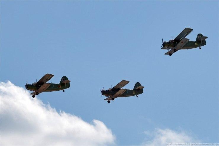 """uSliY8gKhOo Авиашоу в честь дня ВВС в парке """"Патриот"""""""
