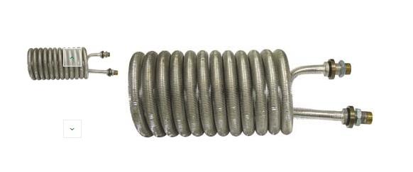 змеевик конденсора машины химчистки