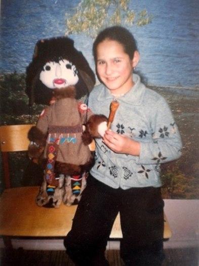Кукла Нойд.