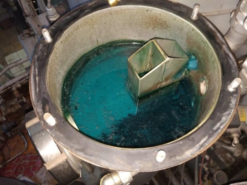 купить б.у. машину химчистки осмотр водоотделителя