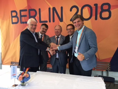 4109add78119 9-10 сентября 2019 года в Минске состоится исторический матч Европа-США. В  официальном пресс-релизе Европейской легкоатлетической ассоциации  сообщается: