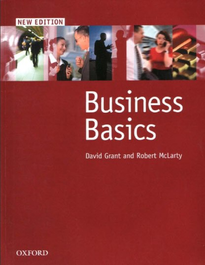 Business Basics New Edition E-book