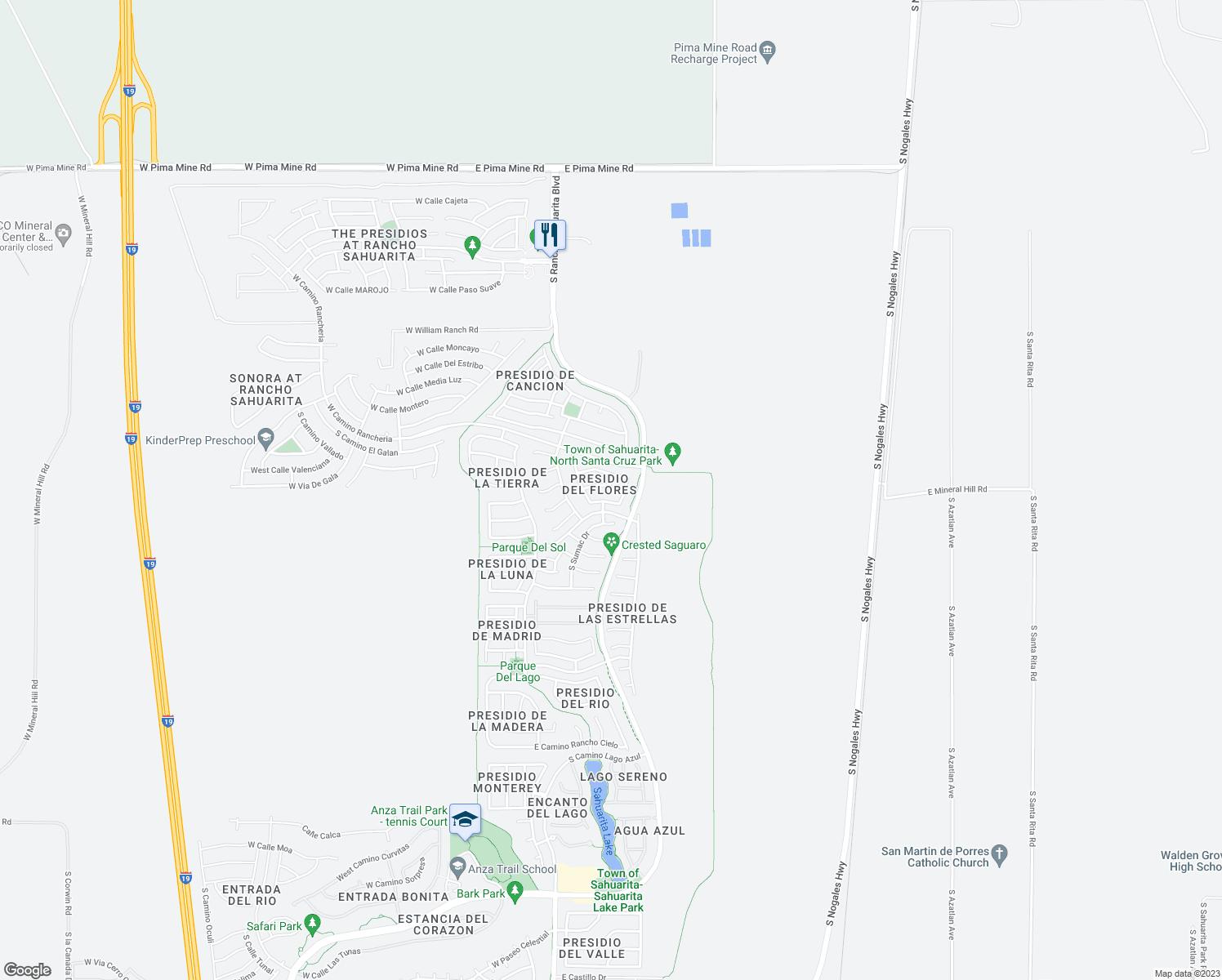 426 East Camino Rancho Lindo Sahuarita Az