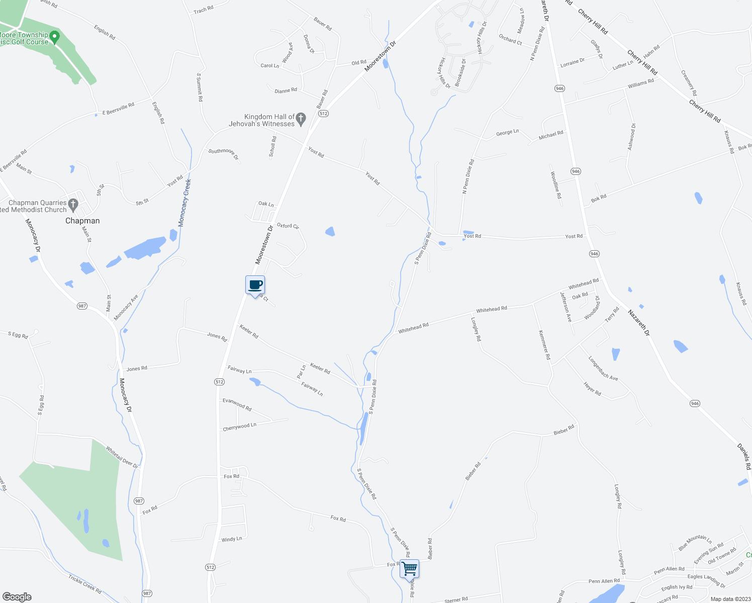 269 South Penn Dixie Road Nazareth Pa