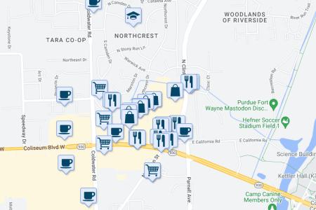 robison park fort wayne map » ..:: Edi Maps ::..   Full HD Maps