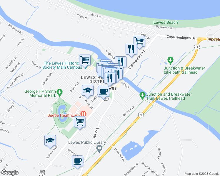 Locate Restaurants Near Me