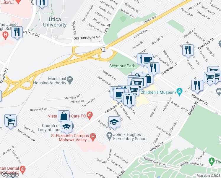 Restaurants Near Me Utica Ny