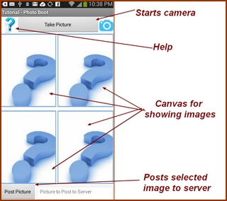How to develop a Photo Booth Android app | Hossein