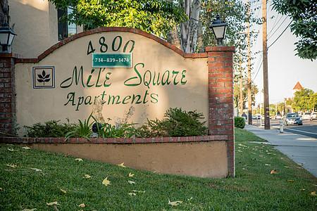 Mile Square Apartments Santa Ana Ca Walk Score