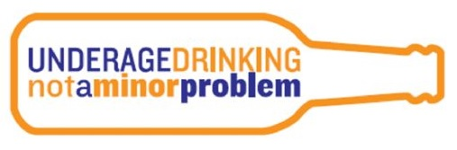 Underage.Drinking.Not.A.Minor.Problem.Logo.2