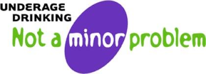 Underage.Drinking.Not.A.Minor.Problem.Logo