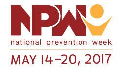 National.Prevention.Week.Logo