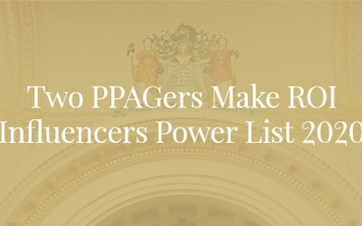 Two PPAGers Make ROI Influencers Power List 2020