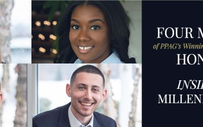 Four Members of PPAG's Winning Circle of Companies Honored on Insider NJ Millennial Lists