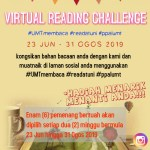 Program 'Virtual Reading Challenge""