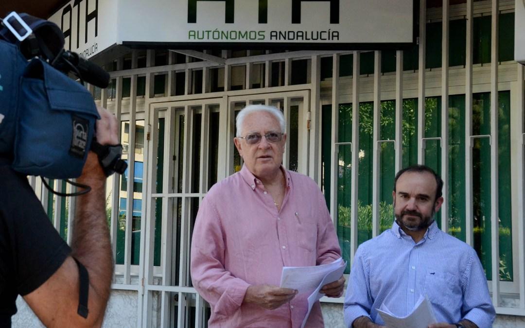 """Raynaud pide apoyo unánime a """"medidas realistas"""" para los autónomos y la economía social"""