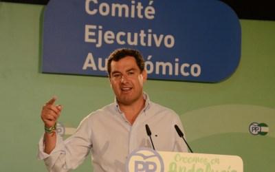 Moreno: Queremos saber si Díaz defiende la plurinacionalidad que tanto perjudica a Andalucía