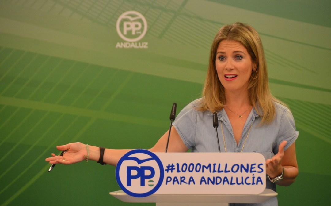 El PP presenta una batería de iniciativas para la conciliación real de las familias andaluzas