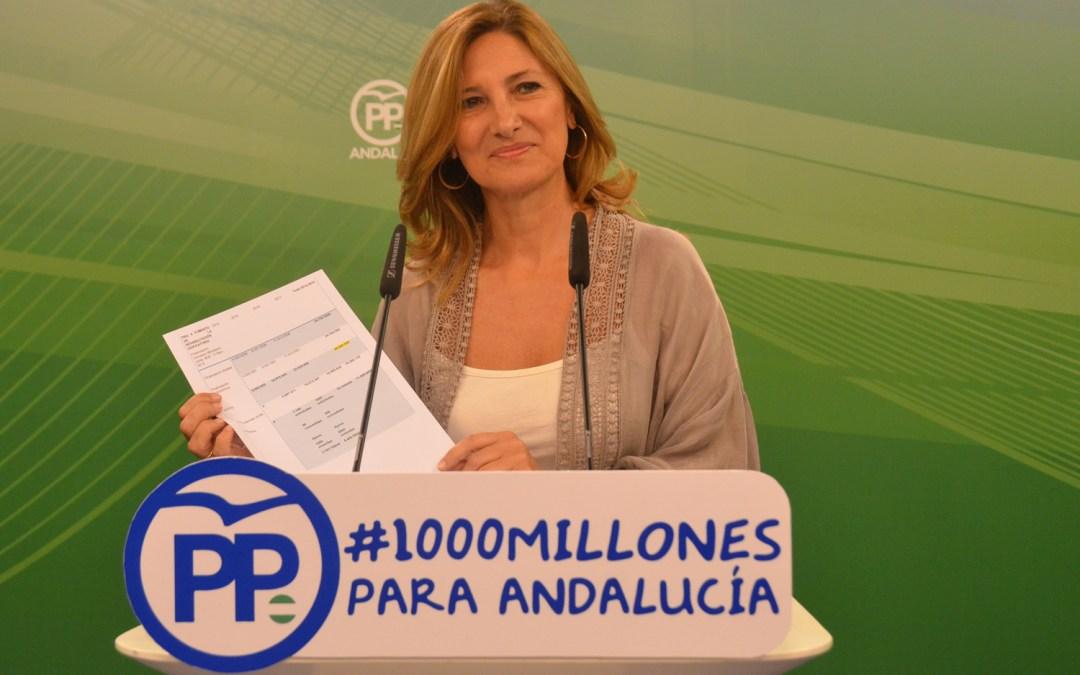 """Alicia Martínez: """"La política de vivienda de Susana Díaz se traduce en 100% propaganda y 0% gestión"""""""