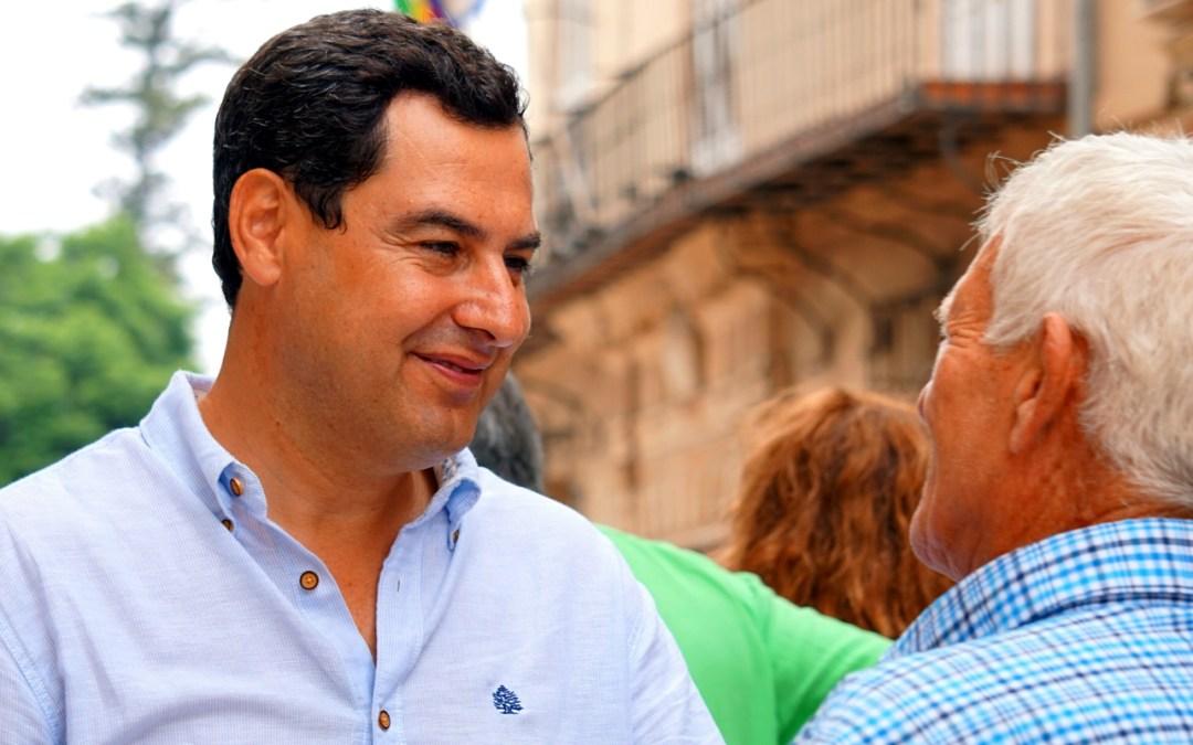 """Moreno: """"Málaga no merece la falta de sensibilidad que ha mostrado la Junta en el conflicto del taxi"""""""