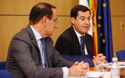 """Moreno destaca la unidad para """"superar el desafío a la convivencia de la mano de una minoría"""""""
