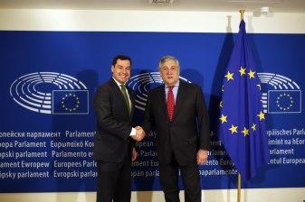 171122 Moreno y Tajani