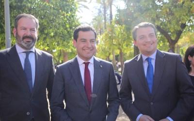 """Moreno apoya un debate cara a cara entre Sánchez y Casado para """"clarificar"""" el programa de cada uno de ellos"""