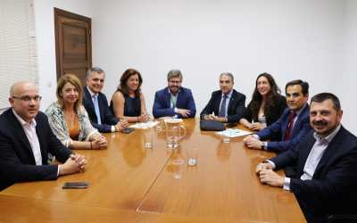 PPA y CS alcanzan un acuerdo para la gobernabilidad de un importante número de municipios andaluces