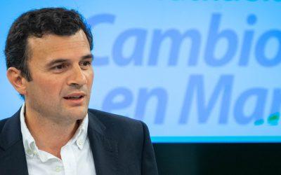 """García: """"La apuesta del Gobierno andaluz con la educación pública es clara, con presupuestos y no propaganda"""""""