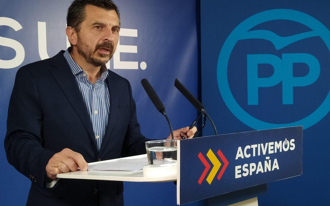 """Martín destaca que Andalucía tiene unos presupuestos """"históricos y valientes"""" y pide """"unanimidad"""" en su aprobación"""