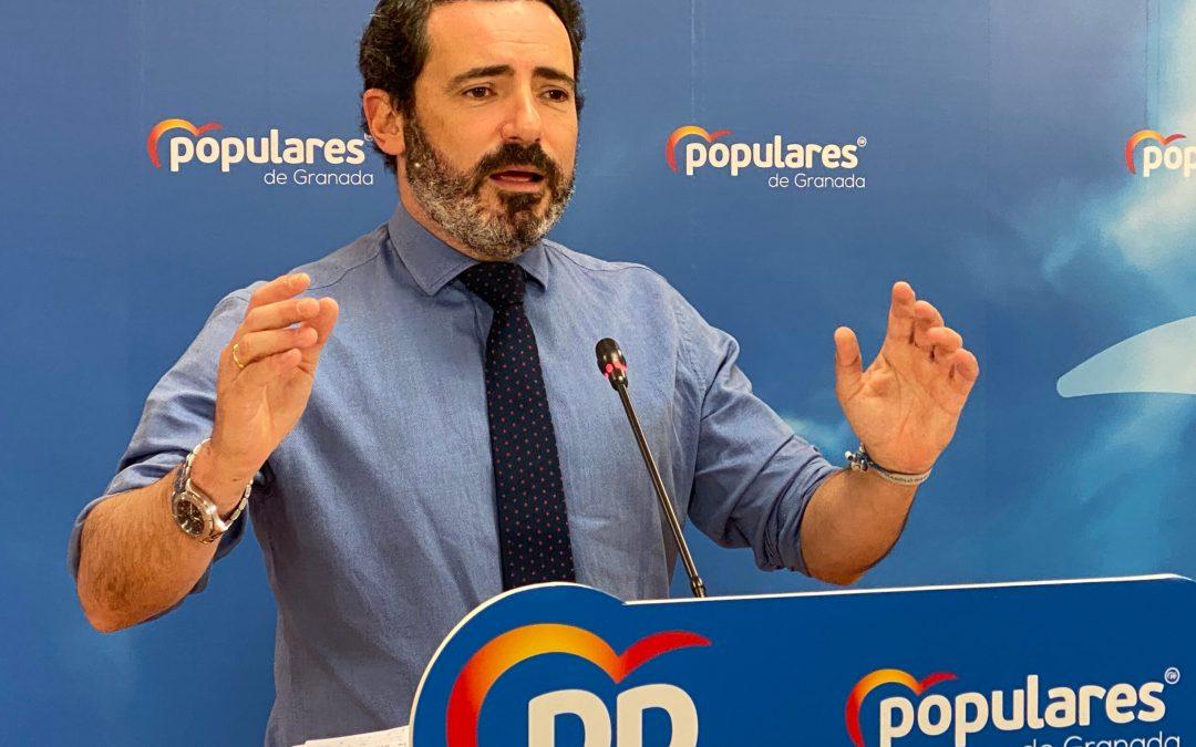 """Carmona: """"Díaz vive callada ante los continuos ataques a Andalucía y sólo sabe meter miedo con mensajes oscuros de un pasado ya muy lejano"""" ."""