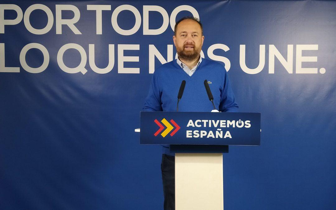 """Herrera: """"Díaz ha emprendido un tour por Andalucía en beneficio propio en lugar de trabajar por los andaluces y arrimar de una vez el hombro"""""""