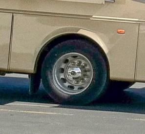 Bright and Shiny wheels