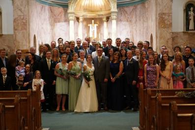 This is the family our Melanie married into…. :-) <3
