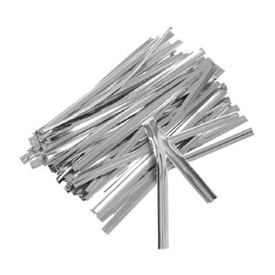 Metallic Twist Ties