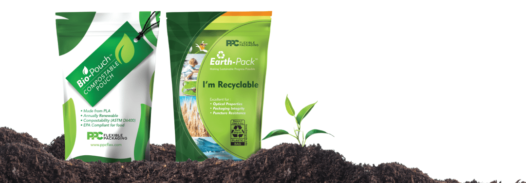 The Whole Package: Flexible Packaging… It's More Sustainable Than You Might Think!