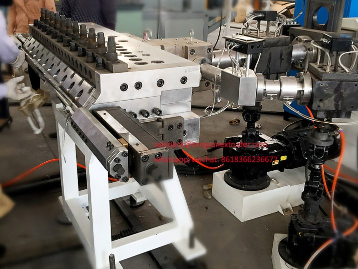PP PS sheet making machine