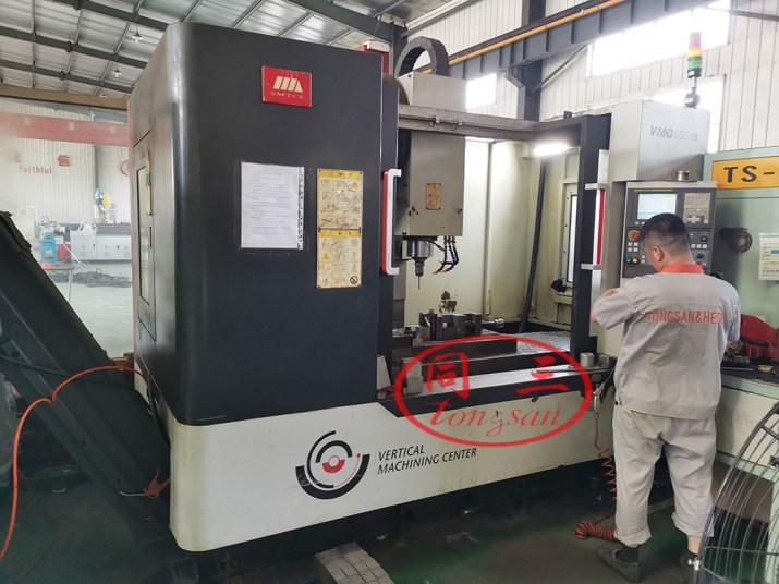fabricant de machine à extrudeur de tuyaux ondulés à paroi unique