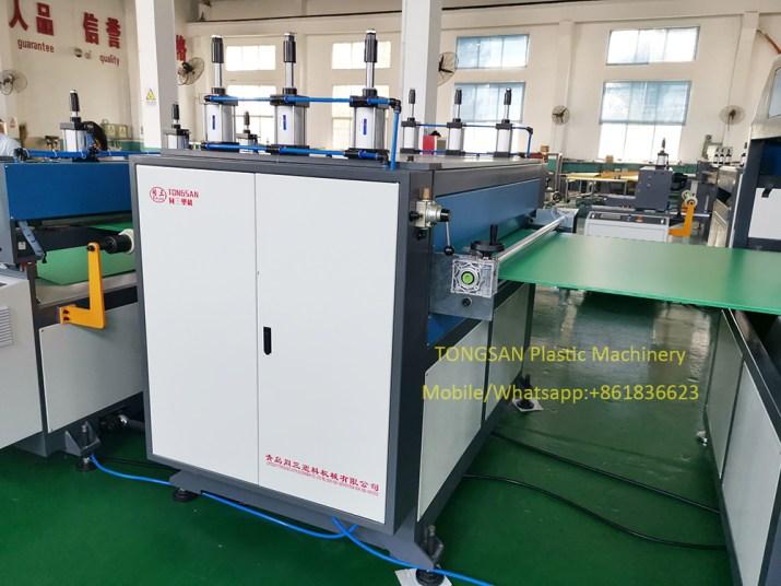 correx sheet production line