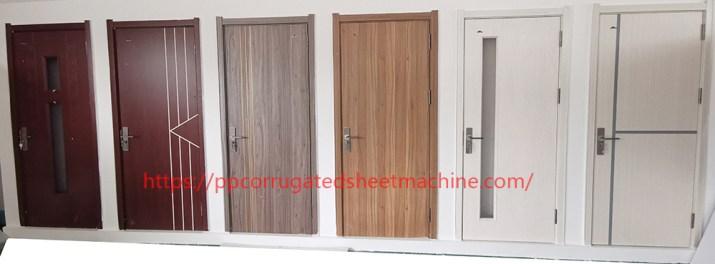 WPC PVC Door